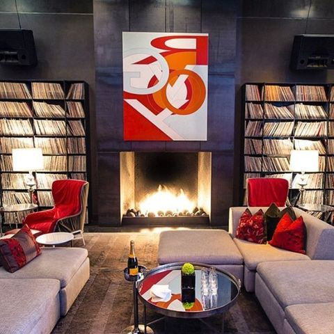 "<p>A chic lobby bar can be the perfect meeting point for a drink—especially after a long day of holiday shopping— and is an alternative to a traditional bar. ""The <a href=""http://www.whotelaustin.com"" target=""_blank"" data-tracking-id=""recirc-text-link"">W Hotel</a>  in the Second Street District is good for lounging with a delicious cocktail in hand,"" Afshin says. There's even a house DJ for vibes.""</p>"