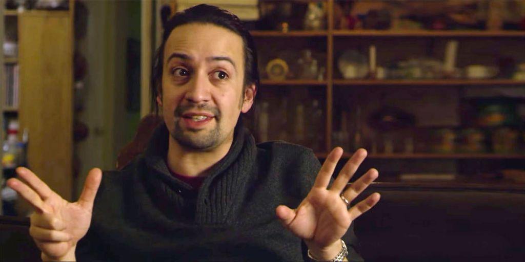 Lin-Manuel Miranda's 'Drunk History' Sneak Peek Makes Today Bearable