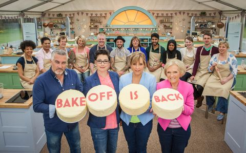"<p>Fact: watching friendly British bakers make elaborate cookies is some of the best television there is. Alas, the <em data-redactor-tag=""em"" data-verified=""redactor"">GBBO</em> is no more—but luckily for us Yanks, every season of the show is available on YouTube. These are the uncut, unedited, British versions that have no commercials, and include little taped segments from beloved hosts/best friends to all, Mel Giedroyc and Sue Perkins. The show features stern-but-loving baking icon Mary Berry and tough love master baker Paul Hollywood—the kinds of judges who tell contestants their gingerbread Sistine Chapels taste absolutely <em data-redactor-tag=""em"" data-verified=""redactor"">awful,</em> but still burst into tears at the idea of sending them home. It's marvelous.</p>  <p><em data-redactor-tag=""em"" data-verified=""redactor"">Watch on: <a href=""https://www.youtube.com/user/GreatBritishBakeOff"" target=""_blank"" data-tracking-id=""recirc-text-link"">YouTube</a></em></p>"