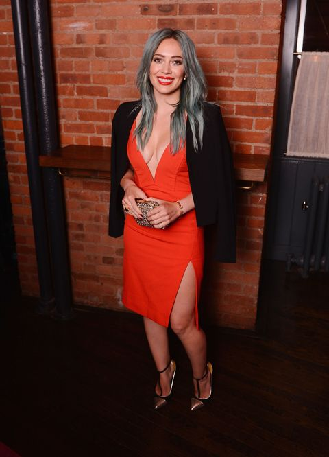 Hilary Duff's Low-Carb Hacks That Keep Her in Insane Shape