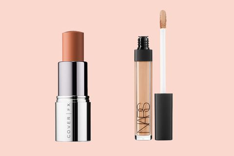 "<p>If you want to cover up dark circles—and we mean really make them disappear—color correction is a non-negotiable extra step. It may look funny when you smudge shadow-canceling orange 'neath the eyes, but you'll be amazed how undetectable it is when you blend a creamy concealer over it.  </p>  <p>Cover FX Correct Click Color Corrector, $18; <a href=""http://bit.ly/2gav0hB"" target=""_blank"" data-tracking-id=""recirc-text-link"">sephora.com</a>.</p>  <p>NARS Radiant Creamy Concealer, $29; <a href=""http://bit.ly/2h66wmY"" target=""_blank"" data-tracking-id=""recirc-text-link"">sephora.com</a>.</p>"