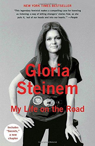 """<p>Gloria Steinem us takes on a journey in her memoir <a href=""""https://www.amazon.com/My-Life-Road-Gloria-Steinem/dp/0345408160/ref=sr_1_1?s=books&ie=UTF8&qid=1481558701&sr=1-1&keywords=my+life+on+the+road""""><em data-redactor-tag=""""em"""" data-verified=""""redactor"""">My Life on The Road</em></a>, recounting those who she came across and the experiences she endured that inspired and incited reform. It details her path to <a href=""""http://www.marieclaire.com/culture/news/a16658/gloria-steinem-book-dedication/""""><u data-redactor-tag=""""u"""">pushing for equality and feminism</u></a> that shook the very core of our nation. Throughout her life, she made it a point to put herself in others shoes and see the world through their eyes and encourages us to do the same. </p><p><strong data-redactor-tag=""""strong"""" data-verified=""""redactor"""">Buy:</strong> <a href=""""https://www.amazon.com/My-Life-Road-Gloria-Steinem/dp/0345408160/ref=sr_1_1"""" target=""""_blank"""" data-tracking-id=""""recirc-text-link""""><em data-redactor-tag=""""em"""" data-verified=""""redactor"""">My Life on the Road</em></a></p>"""