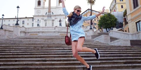 The Cool Girl's Guide to Rome