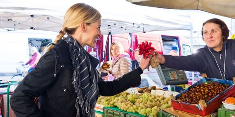 Marketplace, Local food, Retail, Produce, Food, Whole food, Public space, Market, Natural foods, Trade,