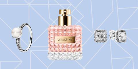Product, Pink, Pattern, Peach, Perfume, Font, Lavender, Cosmetics, Aqua, Teal,