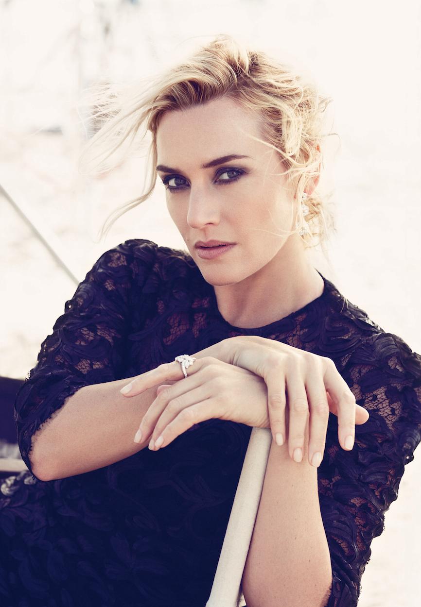 Kate Winslet Talks Husband Ned Rocknroll Kate Winslet Interview 2016