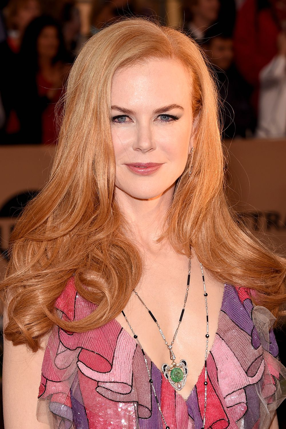 """Nicole Kidman """"I've tried a lot of things, but aside from sports and good nutrition, most things don't make a difference,"""" Kidman tells TV Movie . """"I have also tried botox. I didn't like how my face looked afterwards. Now I don't use it anymore–I can move my forehead again!"""""""