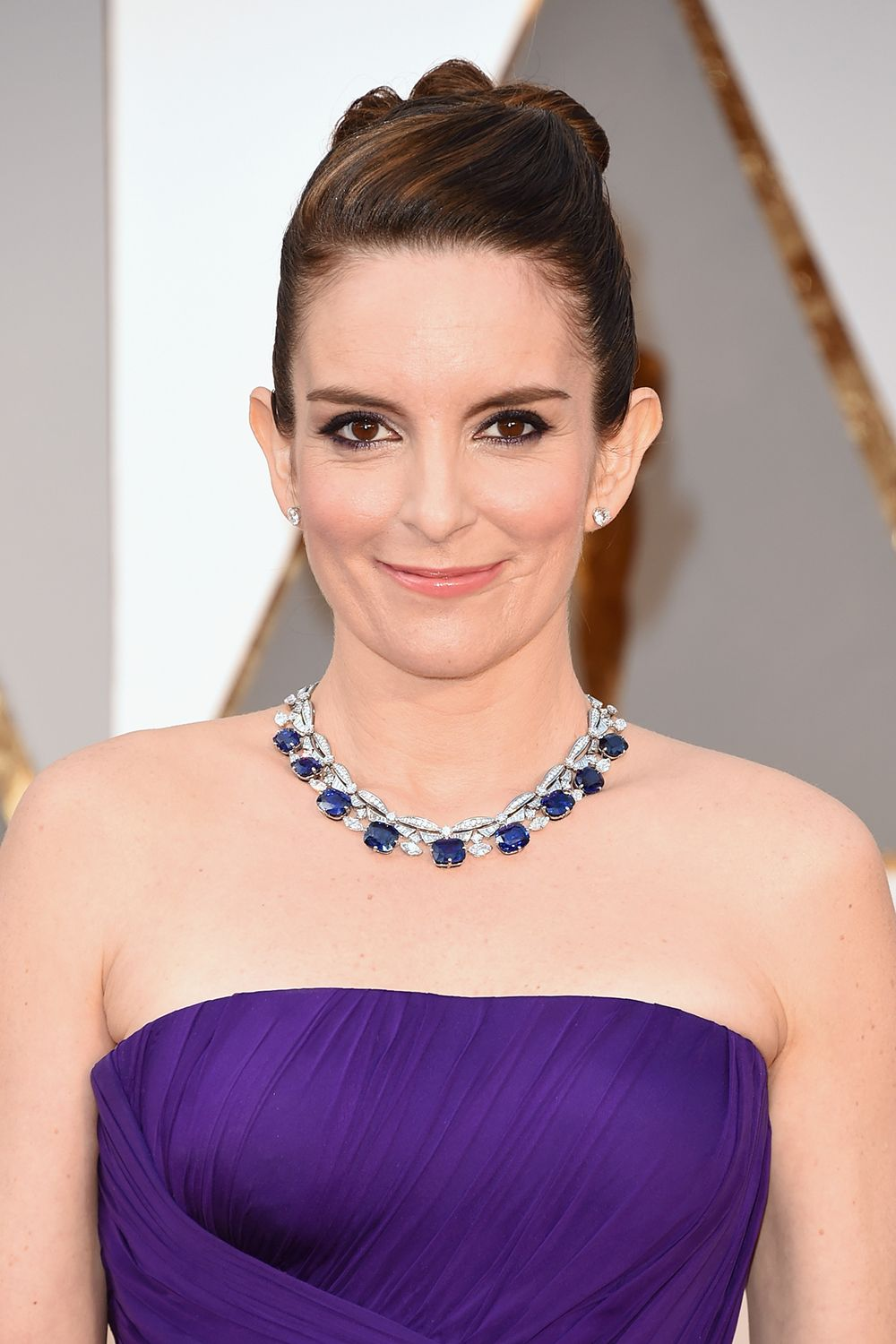 """Tina Fey """"We've been so conditioned now to never see a real human face, one that moves, with its original teeth,"""" Fey told Town & Country . """"Sometimes we forget that there is a choice. I choose not to do this. It's like wearing multiple pairs of Spanx: Good for you, not for me. Not mandatory."""""""