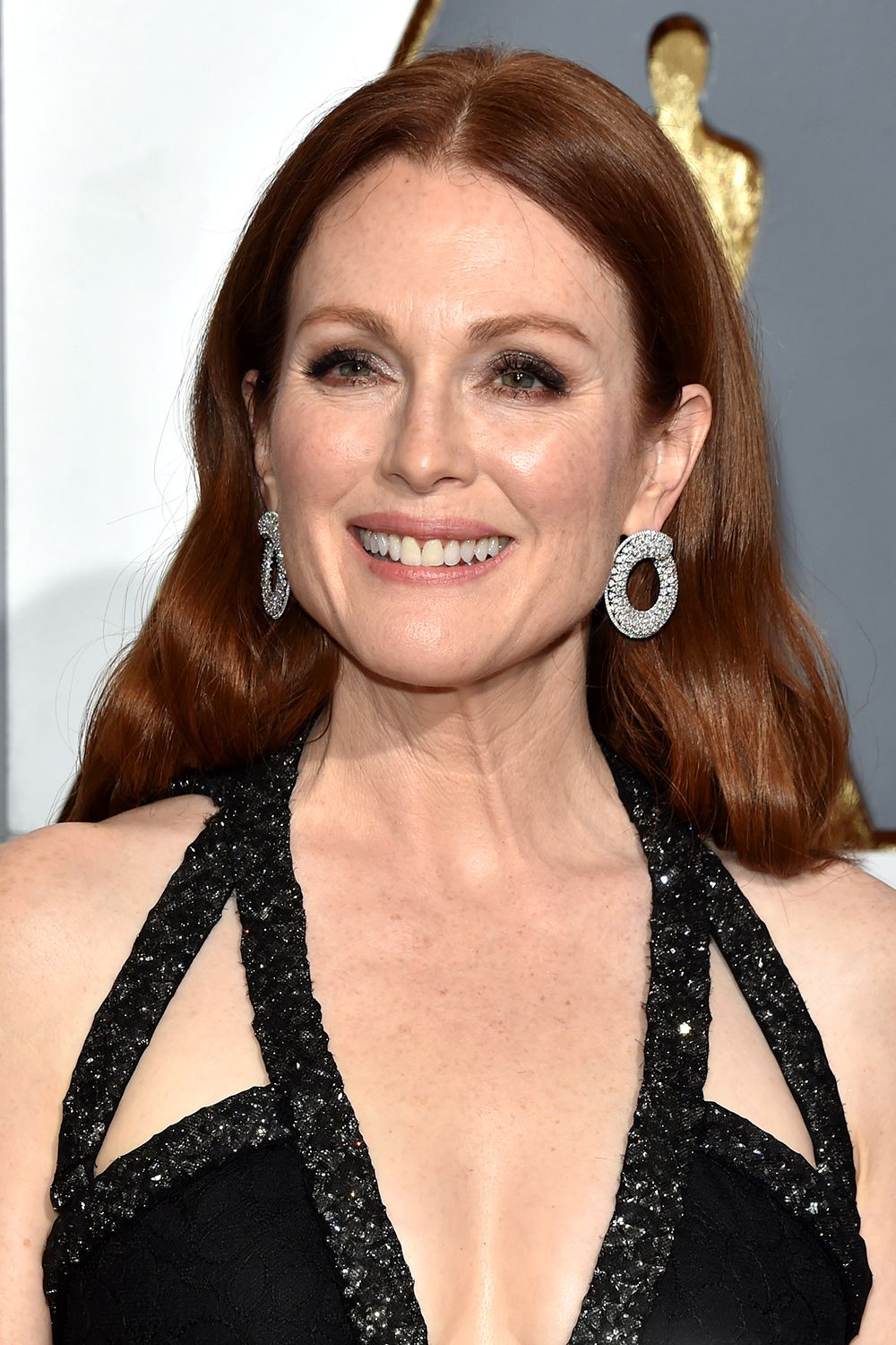 """Julianne Moore """"I don't believe it makes people look better,"""" Moore tells Allure when asked about cosmetic procedures, like botox. """"I think it just makes them look like they had something done to their face, and I don't think we find that instinctually appealing."""""""