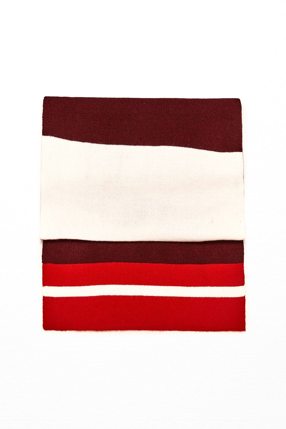 """<p>""""Tommy, Tommy, kinda.""""  </p><p>$26, <a href=""""http://www.zara.com/us/en/woman/accessories/scarves/college-style-scarf-c271013p3819567.html"""" target=""""_blank"""" data-tracking-id=""""recirc-text-link"""">zara.com</a>.</p>"""