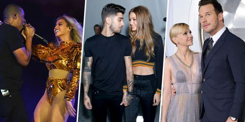 Celebrity Couples Who Stayed Together This Year