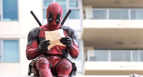 "<p>Look, there's a reason <em data-redactor-tag=""em"" data-verified=""redactor"">Deadpool</em> was nominated for a Golden Globe. Because it f*cking rules. This is a funny AF movie that completely shook up the superhero genre—though we'd love to see even more shaking up in terms of female representation, just saying. Until that happens, <em data-redactor-tag=""em"" data-verified=""redactor"">Deadpool</em> is a dude we can get on board with.<span data-redactor-tag=""span"" data-verified=""redactor""></span></p>"
