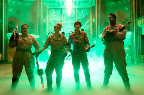 "<p>Unpopular opinion: the new <em data-redactor-tag=""em"" data-verified=""redactor"">Ghostbusters</em> movie was even better than its predecessor. This film spawned a huge amount of&nbsp;backlash from diehard (mostly sexist) fans of the original, but it managed to be hilarious, self-aware, and effortlessly carried by Melissa McCarthy,&nbsp;Kristen Wiig,&nbsp;Kate McKinnon, and&nbsp;Leslie&nbsp;Jones<span class=""redactor-invisible-space"" data-verified=""redactor"" data-redactor-tag=""span"" data-redactor-class=""redactor-invisible-space"">. Also, can we please discuss Chris Hemsworth's role as the ditzy secretary? Too good.&nbsp;</span></p>"