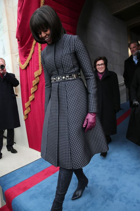 "<p>In Thom Browne and J.Crew in 2013<span class=""redactor-invisible-space"" data-verified=""redactor"" data-redactor-tag=""span"" data-redactor-class=""redactor-invisible-space""></span></p>"