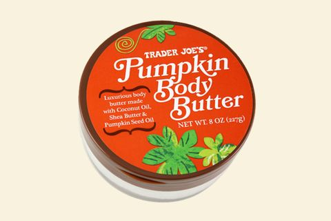 "<p>This pumpkin pie-scented body butter smells so good you'll literally want to eat it. And in&nbsp;addition to being utterly delightful to slather on, it's light, fast-absorbing and can heal even the driest of dry patches with its mix of coconut oil, shea butter, and pumpkin seed oil<span class=""redactor-invisible-space"" data-verified=""redactor"" data-redactor-tag=""span"" data-redactor-class=""redactor-invisible-space"">.</span></p><p><span class=""redactor-invisible-space"" data-verified=""redactor"" data-redactor-tag=""span"" data-redactor-class=""redactor-invisible-space""><em data-redactor-tag=""em"" data-verified=""redactor"">$4.99</em></span></p>"