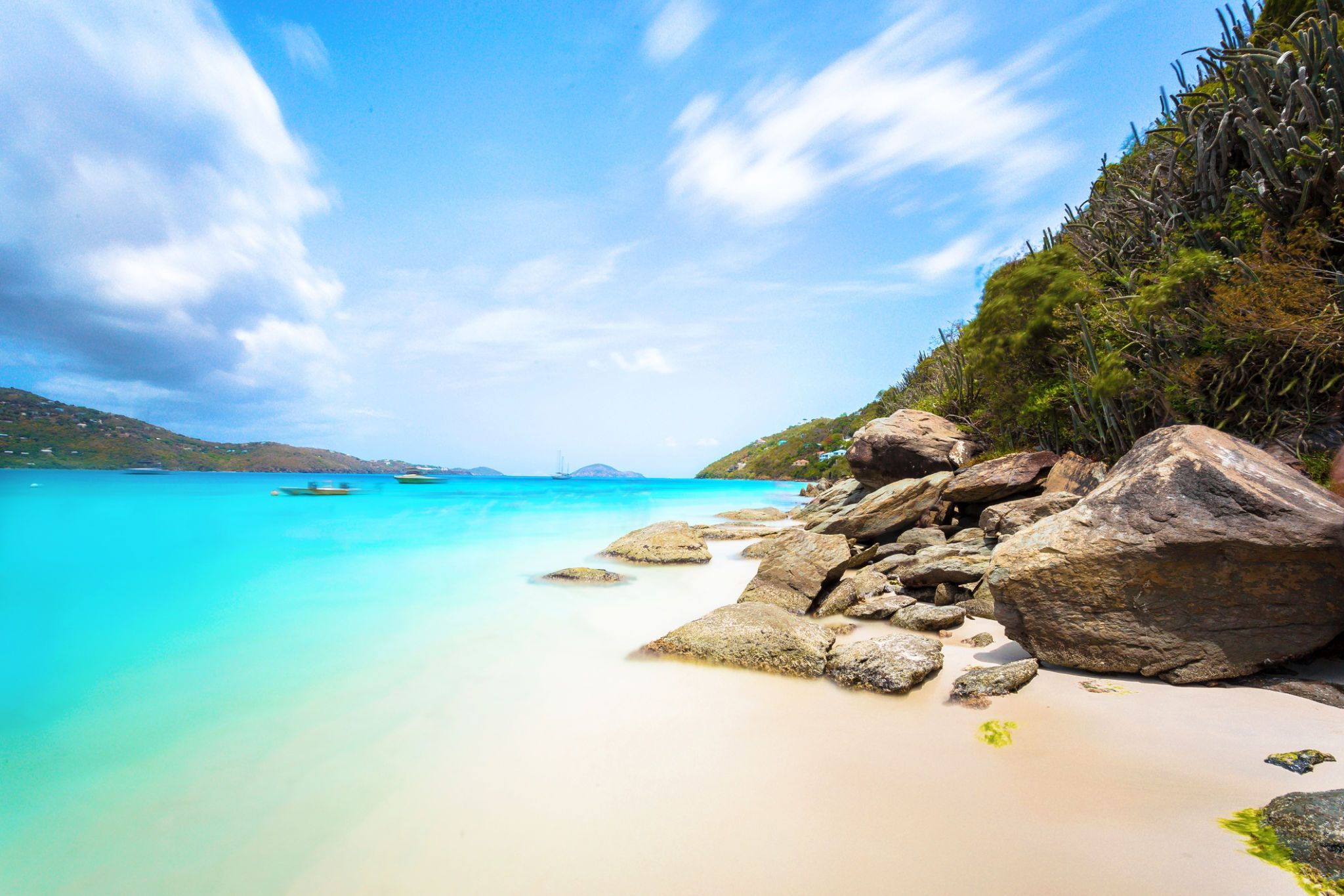 The U.S. Virgin Islands Will Give You Money to Visit in 2017
