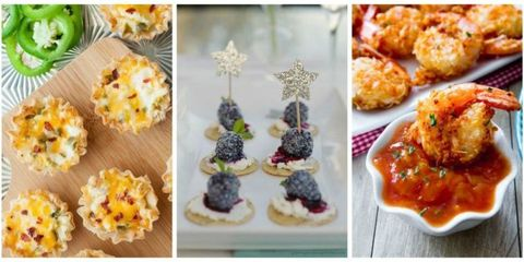 20 Effortlessly Festive New Year's Eve Party Appetizers