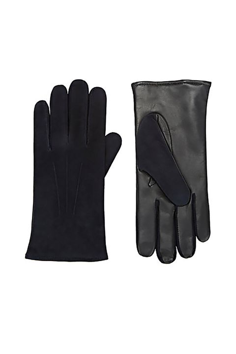"<p>Well, if one doesn't fall out of your pocket, you'll never have to buy another pair again.</p><p>$225, <a href=""http://www.barneys.com/product/barneys-new-york-tech-smart-suede-gloves-504244465.html"" target=""_blank"" data-tracking-id=""recirc-text-link"">barneys.com</a>.</p>"