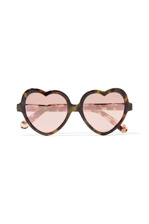 "<p>If Lolita became a sugar baby.&nbsp;</p><p>$565, <a href=""https://www.net-a-porter.com/us/en/product/861115/Cutler_and_Gross/love-bite-acetate-mirrored-sunglasses"" target=""_blank"" data-tracking-id=""recirc-text-link"">net-a-porter.com</a>.</p>"