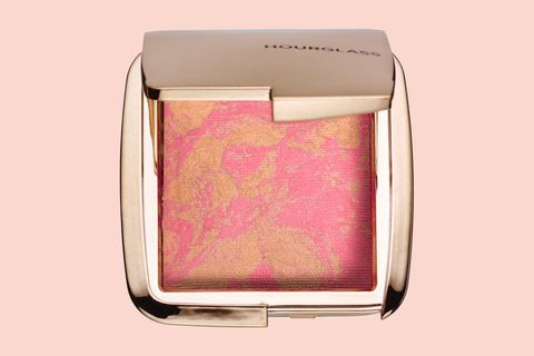 "<p>Anything from Hourglass' Ambient Lighting collection makes us feel warm and fuzzy, but sweeping this golden-swirled pink shade on the cheeks is especially delightful. Instant radiance? Coming right up.</p><p> Hourglass Ambient Lighting Blush<span class=""redactor-invisible-space"" data-verified=""redactor"" data-redactor-tag=""span"" data-redactor-class=""redactor-invisible-space""> </span>in Golden Fuchsia,<br><br> $38, <a href=""http://bit.ly/2jEj2dJ"" target=""_blank"" data-tracking-id=""recirc-text-link"">sephora.com</a>.<span class=""redactor-invisible-space"" data-verified=""redactor"" data-redactor-tag=""span"" data-redactor-class=""redactor-invisible-space""></span><span class=""redactor-invisible-space"" data-verified=""redactor"" data-redactor-tag=""span"" data-redactor-class=""redactor-invisible-space""></span></p>"