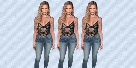 Clothing, Product, Denim, Sleeve, Trousers, Shoulder, Jeans, Waist, Pocket, Textile,
