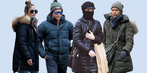 Clothing, Eyewear, Vision care, Winter, Jacket, Glasses, Sleeve, Goggles, Cap, Textile,