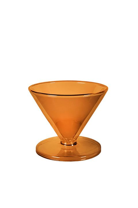 "<p>A fancy marigold glass pour-over filter that's easier on the eyes&nbsp;than your average V60 Chemex.&nbsp;</p><p><strong data-redactor-tag=""strong"">Yield Double-Wall Pour-Over, $34;&nbsp;<a href=""http://ingodwetrustnyc.com/products/yield-double-wallpourover-amber"" target=""_blank"" data-tracking-id=""recirc-text-link"">ingodwetrustnyc.com</a>.</strong></p>"