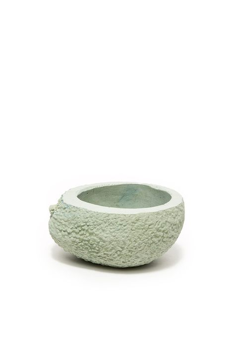 "<p>A twee cement&nbsp;planter that's shaped like an avocado. Aw!</p><p><strong data-redactor-tag=""strong"">Avocado Fruit Planter, $24;&nbsp;<a href=""http://needsupply.com/avocado-fruit-planter.html"" target=""_blank"" data-tracking-id=""recirc-text-link"">needsupply.com</a>.</strong></p>"