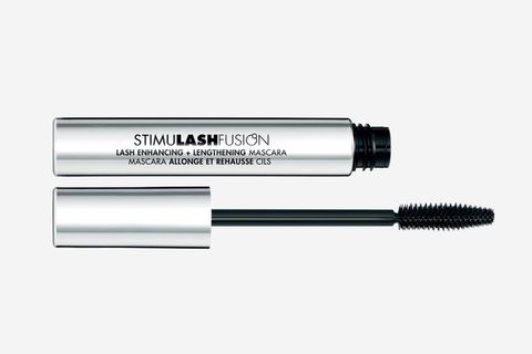"<p>If you've got patience, this is the peptide-infused mascara treatment for you. While delivering long, full, and clump-free lashes, this formula fortifies the hair by stimulating&nbsp;keratin genes for noticeable results in a few weeks time.</p><p><br></p><p>Fusion Beauty Stimulashfusion Lash Enhancing and Lengthening Mascara, $28; <a href=""http://bit.ly/2iJBtfY"" target=""_blank"" data-tracking-id=""recirc-text-link"">amazon.com</a>.</p>"