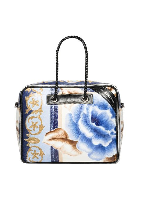 <p>You can't go wrong with a bag that looks like it's been plucked from a fresco.<br></p><p>$1,895, available at Balenciaga New York.</p>