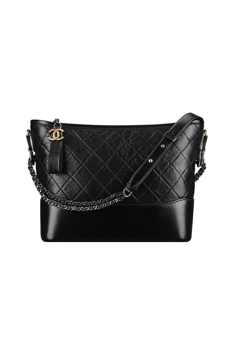 <p>The biggest launch since its cult-favorite Boy bag, expect to see Chanel's new Gabrielle bag everywhere.</p><p>$3,600,&nbsp&#x3B;select Chanel&nbsp&#x3B;boutiques nationwide. <br></p>