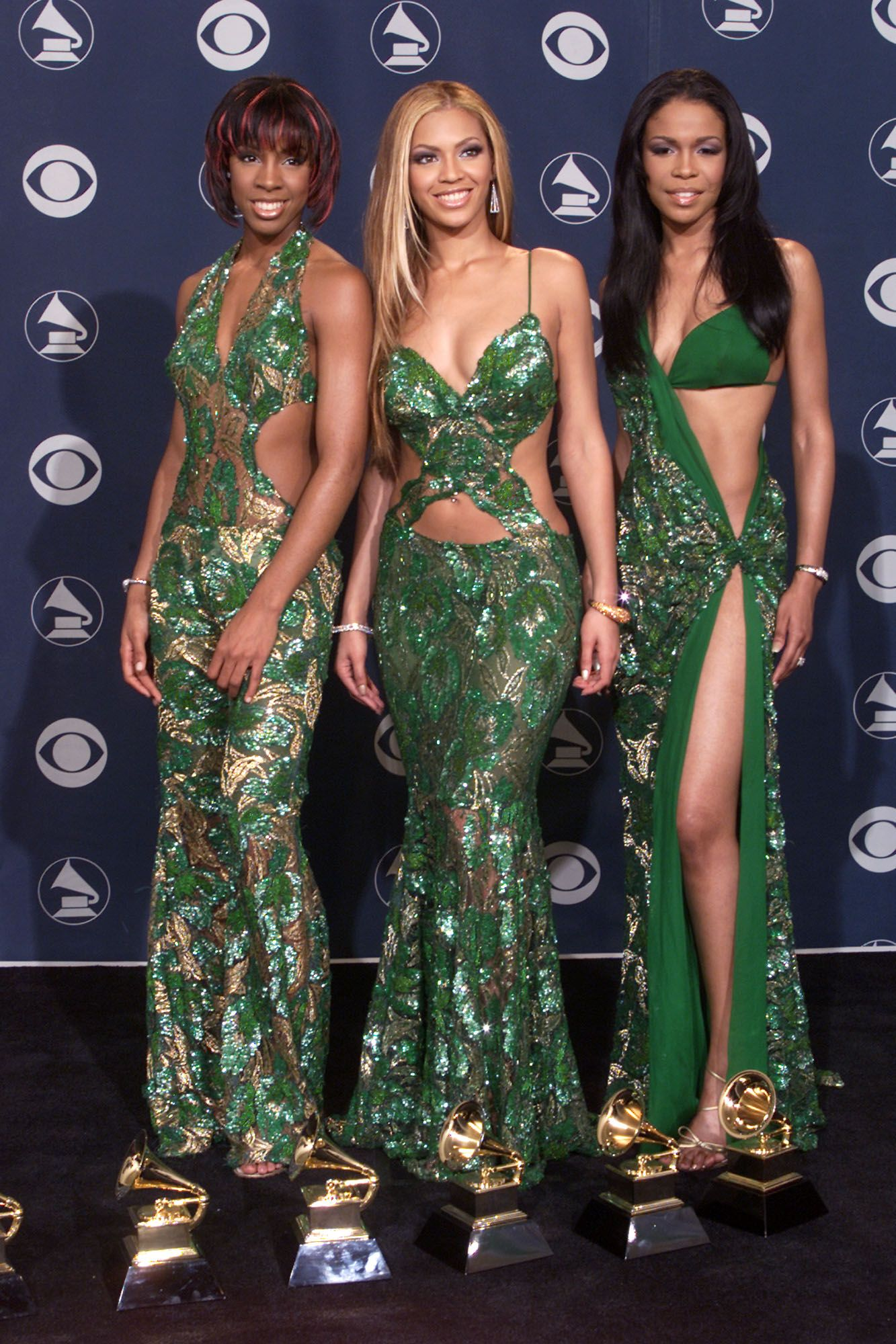 <p>When your whole squad dresses up like Eve in the Garden of Eden.</p>&#8220;/></figure>    <p>The girl group Destiny&#8217;s Child wore an Eve in the Garden inspired look.</p>    <p></p>    <h2>9. Nicki Minaj</h2>    <figure class=