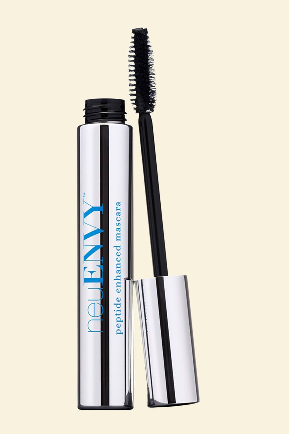 """<p>Designed to be used in tandem with your lash-enhancing serum of choice, this volumizing<span class=""""redactor-invisible-space"""" data-verified=""""redactor"""" data-redactor-tag=""""span"""" data-redactor-class=""""redactor-invisible-space""""></span>and lengthening mascara ispackedwith peptides to condition <em data-redactor-tag=""""em"""" data-verified=""""redactor"""">and </em>protect your fringe against the elements.</p><p><br></p><p>neuLash by Skin Research Laboratories neuENVY Peptide Enhanced Mascara, $32; <a href=""""http://bit.ly/2jzcgJa"""" target=""""_blank"""" data-tracking-id=""""recirc-text-link"""">nordstrom.com</a>.</p>"""