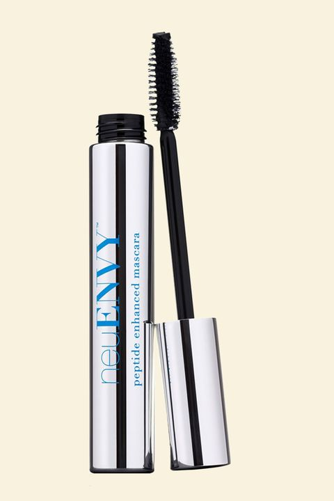"<p>Designed to be used in tandem with your lash-enhancing serum of choice, this volumizing<span class=""redactor-invisible-space"" data-verified=""redactor"" data-redactor-tag=""span"" data-redactor-class=""redactor-invisible-space""></span>&nbsp;and lengthening mascara is&nbsp;packed&nbsp;with peptides to condition <em data-redactor-tag=""em"" data-verified=""redactor"">and </em>protect your fringe against the elements.&nbsp;</p><p><br></p><p>neuLash by Skin Research Laboratories neuENVY Peptide Enhanced Mascara, $32; <a href=""http://bit.ly/2jzcgJa"" target=""_blank"" data-tracking-id=""recirc-text-link"">nordstrom.com</a>.</p>"