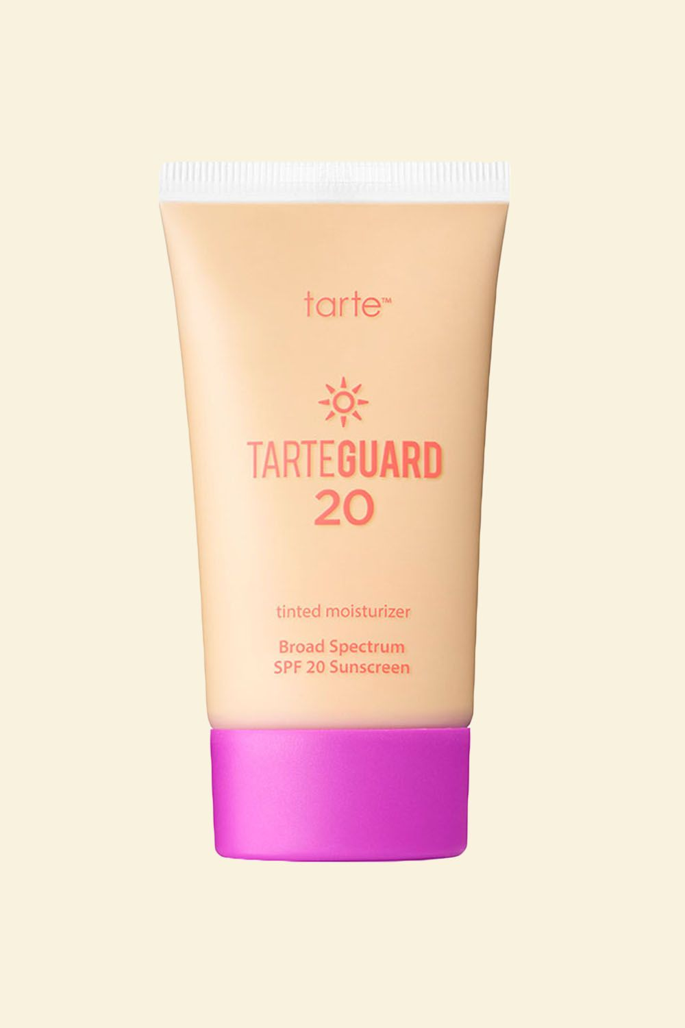 "<p>A little bit goes a loooong way with this new water-based formula, which is infused with moisture-retaining sodium hyaluronate and antioxidant-rich Vitamins A and E. Super smooth and east to blend, you can build soft matte coverage as desired to cover uneven skin tone, redness, and dark marks.<br></p><p><span class=""redactor-invisible-space"" data-verified=""redactor"" data-redactor-tag=""span"" data-redactor-class=""redactor-invisible-space""><br></span> </p><p><span class=""redactor-invisible-space"" data-verified=""redactor"" data-redactor-tag=""span"" data-redactor-class=""redactor-invisible-space"">Tarteguard 20 Tinted Moisturizer Broad Spectrum SPF 20 Sunscreen<span class=""redactor-invisible-space"" data-verified=""redactor"" data-redactor-tag=""span"" data-redactor-class=""redactor-invisible-space"">, $36; <a href=""http://bit.ly/2jCUFjy"" target=""_blank"" data-tracking-id=""recirc-text-link"">sephora.com</a>.<span class=""redactor-invisible-space"" data-verified=""redactor"" data-redactor-tag=""span"" data-redactor-class=""redactor-invisible-space""></span></span><br></span></p>"