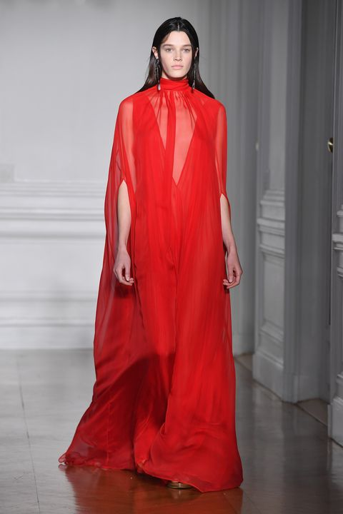 <p>Precisely why Valentino red is a thing.&nbsp;</p>