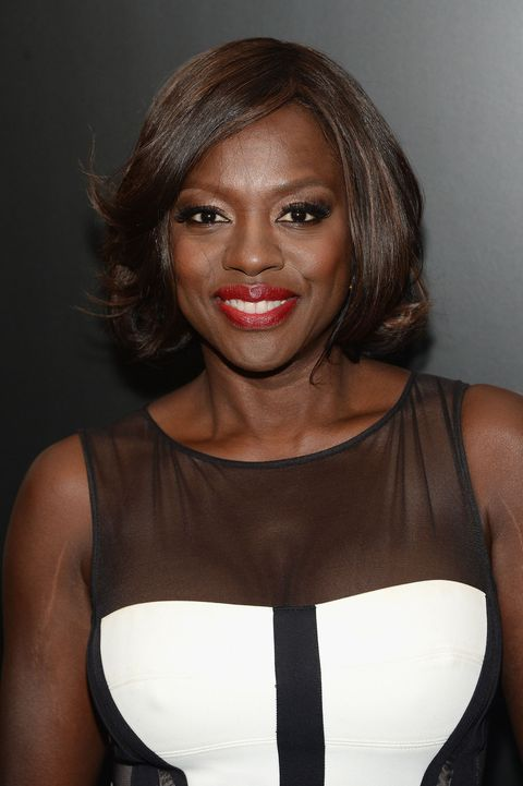 "<p>Speaking of great stories, here's one Davis told us involving a public toilet, the boa constrictor of clothing, and some overzealous fans. ""So I went into the bathroom stall, pulled my Spanx down—two of my Spanx down—and as I sat on the toilet, they said 'You're Viola Davis!'""&nbsp;<span class=""redactor-invisible-space"" data-verified=""redactor"" data-redactor-tag=""span"" data-redactor-class=""redactor-invisible-space"">To hear how it ended, <a href=""http://www.marieclaire.com/celebrity/news/a24338/viola-davis-fences-interview/"" target=""_blank"" data-tracking-id=""recirc-text-link"">head this way</a>.&nbsp;</span></p>"