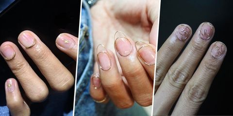 Finger, Skin, Nail, Jewellery, Thumb, Nail care, Ring, Photography, Close-up, Manicure,