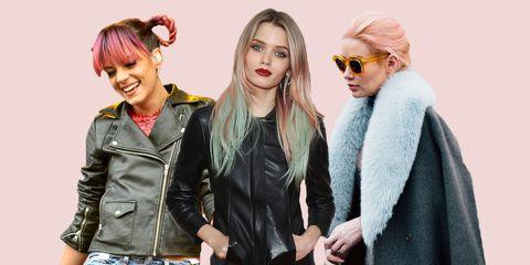 Clothing, Eyewear, Vision care, Hairstyle, Textile, Outerwear, Jacket, Style, Denim, Fashion,
