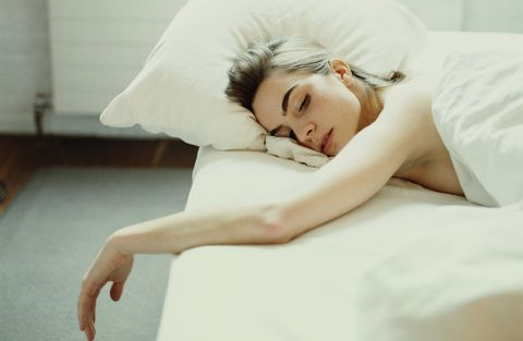 Skin, Beauty, Sleep, Head, Arm, Bedding, Pillow, Comfort, Bed, Forehead,