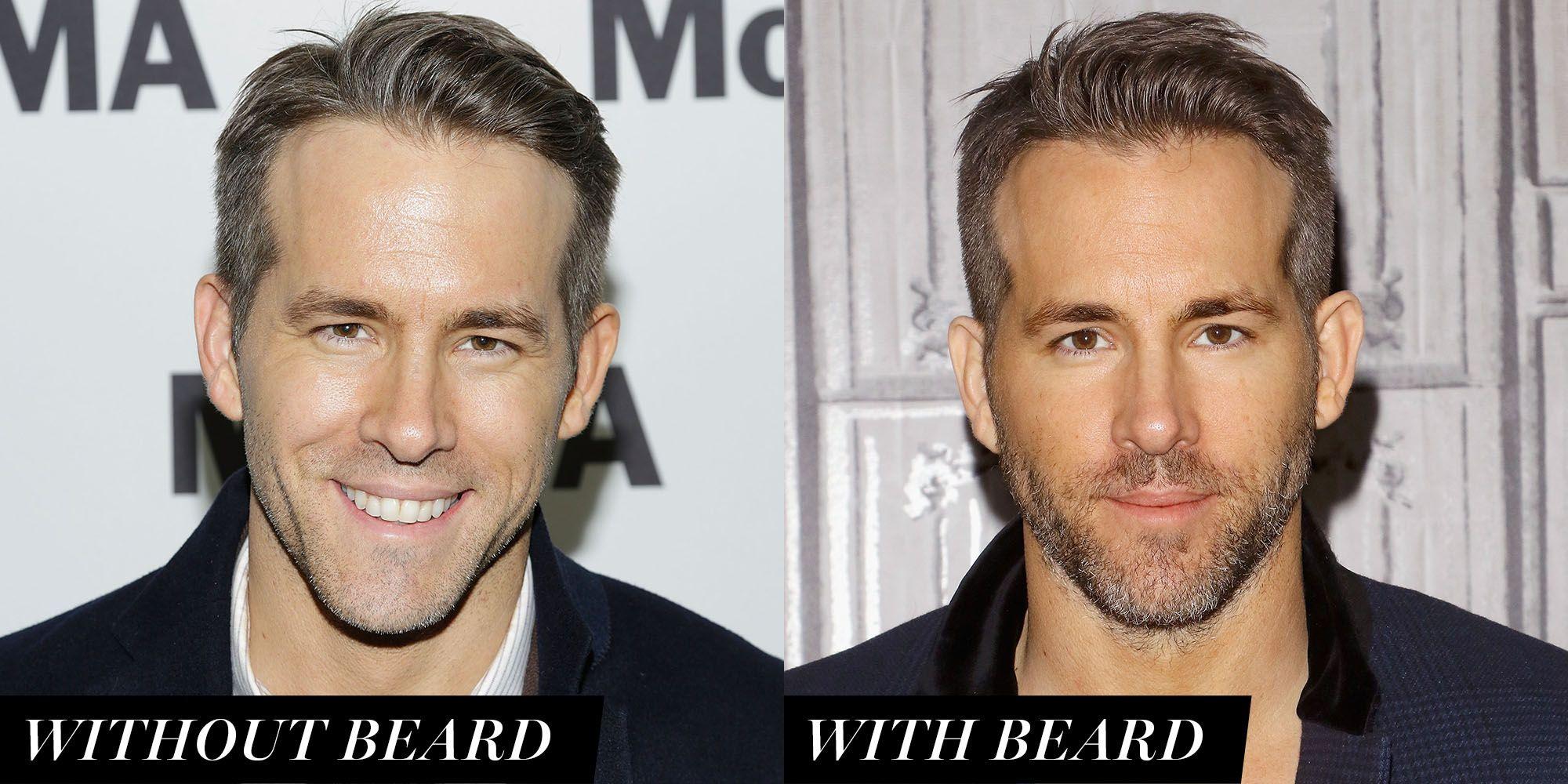 famous men with beards photos men beards contouring