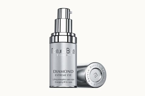 "<p> The caviar of the eye cream world, it's pricey, but contains exotic ingredients like energizing Artemia salina extract, calendula, and licorice that decongest and drain the sensitive undereye area while improving elasticity. Bonus: You can use it on the contours of the lips too!</p><p><span class=""redactor-invisible-space"" data-verified=""redactor"" data-redactor-tag=""span"" data-redactor-class=""redactor-invisible-space""> Natura Bisse Diamond Extreme Eye, $205; <a href=""http://bit.ly/2ktxvwn"" target=""_blank"" data-tracking-id=""recirc-text-link"">neimanmarcus.com</a>.<span class=""redactor-invisible-space"" data-verified=""redactor"" data-redactor-tag=""span"" data-redactor-class=""redactor-invisible-space""></span><br></span></p>"