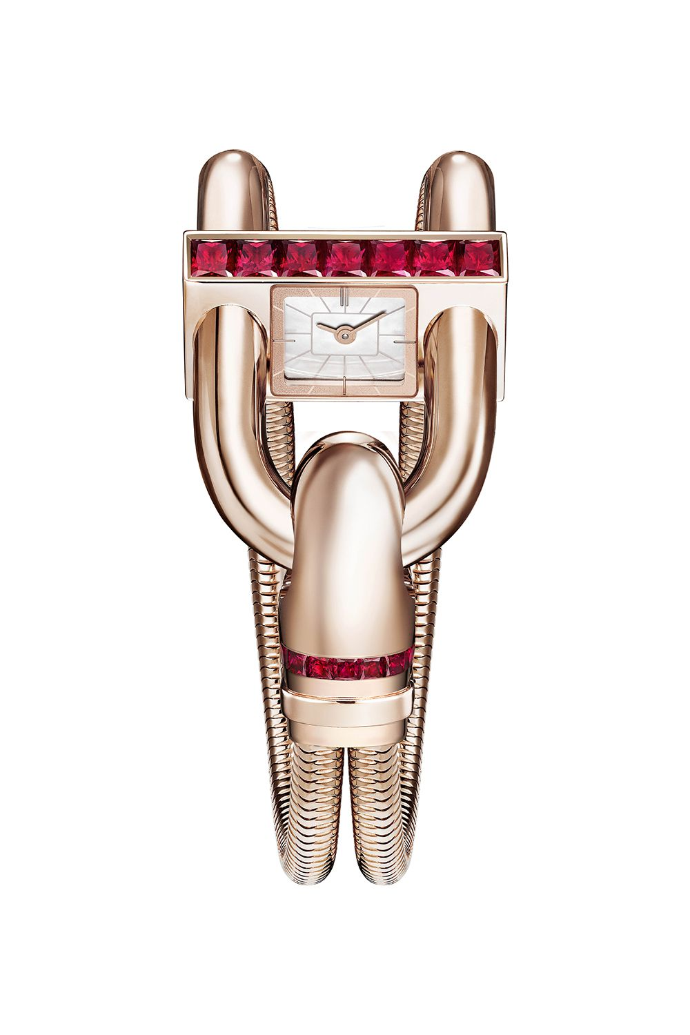 "<p>Also known as The Legendary Line, the Cadenas timepiece combines a watch and bracelet, creating the ultimate&nbsp&#x3B;must-have.<br></p><p>Retail price:&nbsp&#x3B;$71,000<span class=""redactor-invisible-space"" data-verified=""redactor"" data-redactor-tag=""span"" data-redactor-class=""redactor-invisible-space""></span><br></p><p><span class=""redactor-invisible-space"" data-verified=""redactor"" data-redactor-tag=""span"" data-redactor-class=""redactor-invisible-space""></span></p>"
