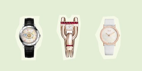 Product, Watch, Analog watch, White, Red, Watch accessory, Font, Technology, Fashion accessory, Metal,