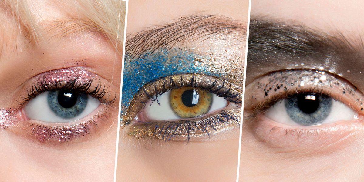 9 Best Glitter Eyeshadows of 2017 - Shimmery Metallic Eye Makeup
