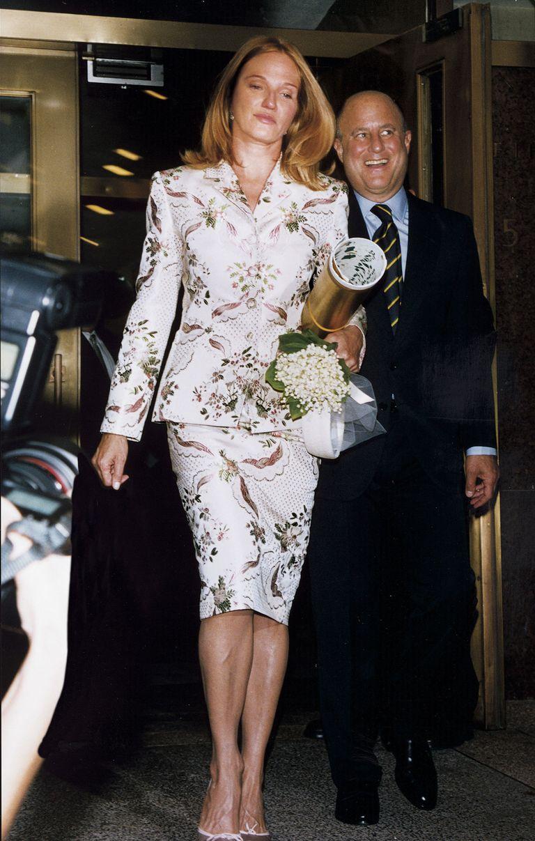 Mia Farrow And Frank Sinatra Wedding