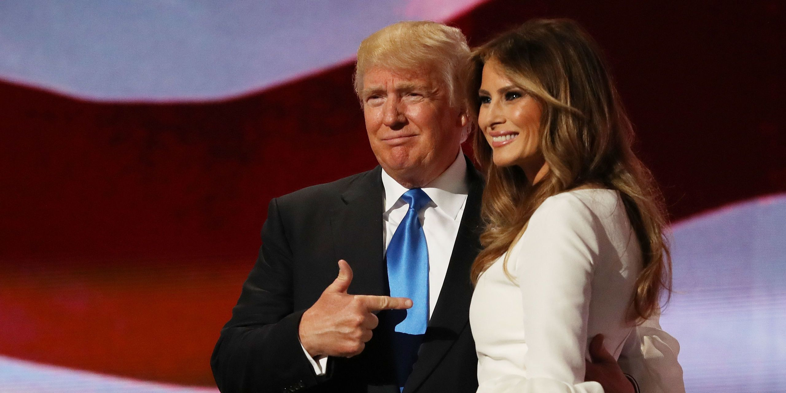 Donald Trump Doesnt Wear a Wedding Ring Why Doesnt Trump Wear a