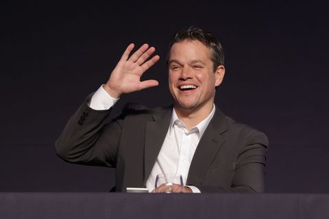 "<p>Perfection! Matt Damon was a main cast member&nbsp;in <em data-redactor-tag=""em"" data-verified=""redactor"">Ocean's Eleven</em>, so it just makes sense that he'd make an appearance in&nbsp;<em data-redactor-tag=""em"" data-verified=""redactor"">Ocean's 8</em>.&nbsp;""I'm doing a little bit in the movie,"" he told <a href=""http://www.etonline.com/movies/202838_matt_damon_reveals_he_got_a_cameo_upcoming_ocean_eight/"" target=""_blank"" data-tracking-id=""recirc-text-link""><em data-redactor-tag=""em"" data-verified=""redactor"">ET</em></a>. ""I haven't read it yet, but the cast is phenomenal and I'm excited to see what those women do with it. It's going to be fun.""</p>"