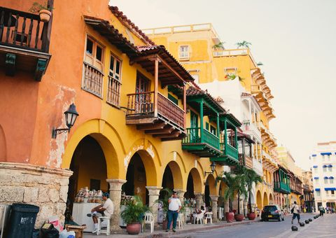 <p>Cartagena and Medellin specifically are poised to be the hot spots for the new year, making Kayak's trending destinations list. With recent reports of lower crime and a lessened fear of Zika, Colombia is primed and ready to make a comeback as it was already climbing in popularity in 2015 and 2016. And with hotel growth at an all-time high and a international visitor rate growth of 12.9 percent over the past five years, it's time to break out that Spanish app and book a flight.</p>