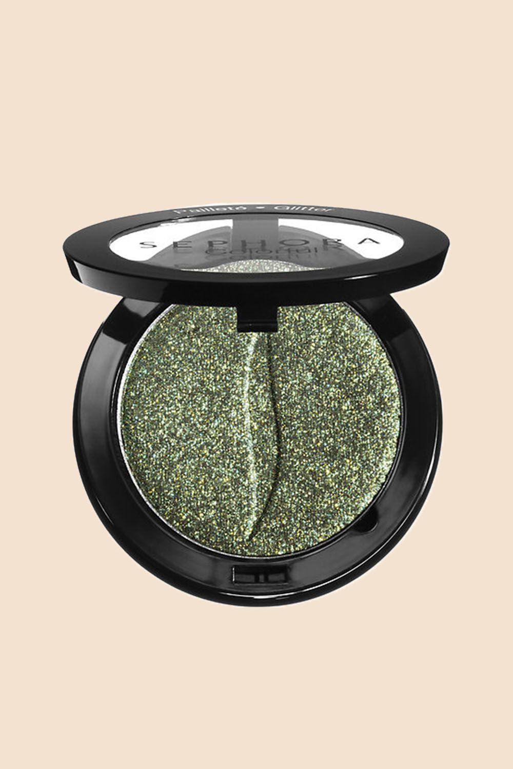 """<p>This tried-and-true, highly-pigmented formula comes in eight different glitter finishes.</p><p><span data-redactor-tag=""""span""""></span>Sephora Collection Colorful Eyeshadow Glitter Finish<span class=""""redactor-invisible-space"""" data-verified=""""redactor"""" data-redactor-tag=""""span"""" data-redactor-class=""""redactor-invisible-space"""">, $10&#x3B; <a href=""""http://bit.ly/2kBEpjs"""" target=""""_blank"""" data-tracking-id=""""recirc-text-link"""">sephora.com</a>.</span><br></p><p><span class=""""redactor-invisible-space"""" data-verified=""""redactor"""" data-redactor-tag=""""span"""" data-redactor-class=""""redactor-invisible-space""""></span></p>"""